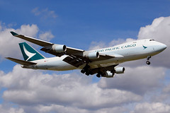 B-LID | Boeing 747-467FER | Cathay Pacific Cargo (cv880m) Tags: newyork kennedy jfk kjfk blid boeing 747 744 747400 747467f cpa cathaypacificcargo cathaypacific jumbo hongkong swire swiregroup aircargo freighter