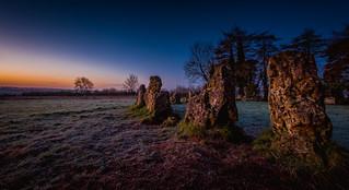 Stone Sunrise