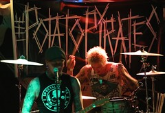 The Potato Pirates (Bill Jacomet) Tags: potato pirates eastdown warehouse houston tx texas 2016 live music concert venue on the map