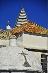 Tejados.Roofs (ironde) Tags: cádiz cadiz cadix andalousie andalusie cathedral catedral cúpulas azulejos spain españa oldcathedral