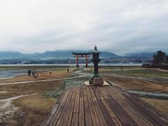 (Missingastranger) Tags: japan itsukushima miyajima temple santuario torii sea island bay nature landscape hiroshima buddhism