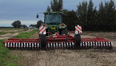 The thing behind the tractor (hspall) Tags: farm farming machine machinery farmmachinery tractor ploughing sowing cultivating