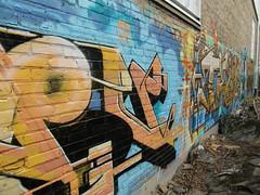 04-01-12 (143) (This Guy...) Tags: graf graff graffiti mil milwaukee wi wis wisconsin 2012 swerv cta ra boob booby boobies booty nude sucker view bait