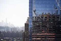 (themodulorman) Tags: hudsonyards newyorkcity newyork nyc architecture building construction kpf work skyscraper skyscraping manhattan westsiderailyards glass aluminum curtainwall enclos interpane 10hudsonyards 10hy towerc