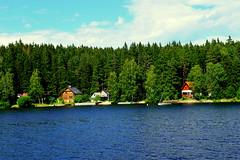 Lipnostausee,Sdbmen (Czech) (jens_helmecke) Tags: lake lipnostausee wasser water natur nature tschechien czech wald forrest nikon jens helmecke ngc