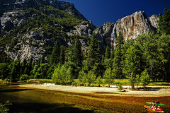 (Abel AP) Tags: mountains river landscape nature waterfall yosemitenationalpark yosemite yosemitevalley california usa northerncalifornia outdoor