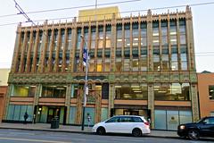 Mangrum and Otter Building, San Francisco, CA (Robby Virus) Tags: sanfrancisco california city sf mangrumandotter building moorish architecture human services agency bliss fairweather architects tile tiles