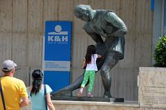 A Magyar Shakespeare (afagen) Tags: budapest hungary statue williamshakespeare shakespeare kh publicart