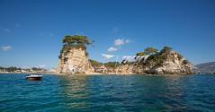 Zakynthos - Wedding island (the other side) (Alex Verweij) Tags: wedding trouwen island zakynthos greece canon 5d eiland zee sea boot boat alex verweij alexverweij holiday vakantie
