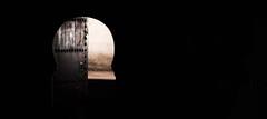 The Door (prinzesslifu) Tags: 1tag djemaaelfna fujixt1 marajesh markt marokko medersabenyoussef medina oktober2016
