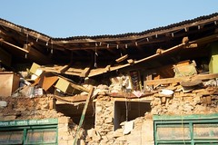this is what an earthquake does (diminoc) Tags: sindhupalchowk nepal chautara earthquake flattened destroyed damaged collapse rock architecture offices humanitarian disaster crisis emergency concern