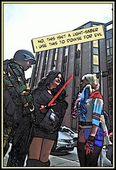 comic2 (The_Jon_M) Tags: july 2016 uk england manchester urban greatermanchester comic comiccon gmex peters fields petersfields cartoon street candid teen teens costume cosplay