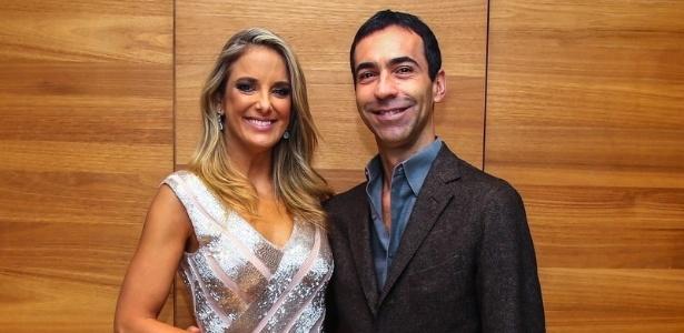 Ticiane Pinheiro e César Tralli terminam namoro