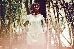 -  potter   creator  - (Philip Kisia) Tags: woods mumbi portrait forest kws oloolua dreadlocks color colour nubian leaves trees east pelz african africa beauty greens green nairobi dreads pelzphotography beautiful karen service wildlife kenya