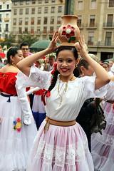 JMF288720  - Zaragoza - Paraguayos en la fiesta del Pilar 2016 (JMFontecha) Tags: jmfontecha jessmarafontecha jessfontecha folklore folclore fiesta festival feria tradicin tradiciones etnografa espaa spain
