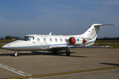 Z) Untitled Beechjet 400A OE-GHM GRO 14/05/2006 (jordi757) Tags: airplanes avions nikon d100 gro lege girona costabrava beech beechcraft beechjet400 oeghm