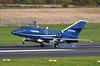 DSC_3149 - Dassault Falcon 20, G-FFRA, FR Aviation Ltd., Glasgow Prestwick Airport, 19th October 2016. (Martin Andrew Laycock) Tags: jointwarrior glasgowprestwickairport egpk fraviation dassaultfalcon20 gffra