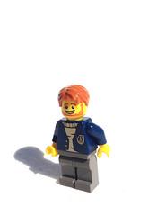 Legos_BTP (andrewbohrer) Tags: brad thomas parsons bitter amaro lego minifig