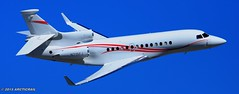 Falcon Demo (arcticrail) Tags: nevada reno races rara race racing airplane aircraft airshow action air aviation nikon stead field