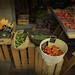 Local vegetable shop