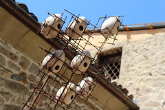 Bird Houses (Been Around) Tags: travel inn europa europe travellers egg bulgaria easterneurope velikotarnovo bul vogelhaus bulgarien velikoturnovo  birdshouses concordians thisphotorocks  worldtrekker expressyourselfaward bauimage welikotarnowo hadjinikoliinn