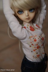 Poison doux amer (Yko) Tags: ball kid doll bjd luts delf msd jointed kiddelfani