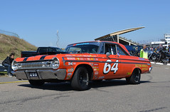 Dodge Polara 1964 (@FTW FoToWillem) Tags: auto car american dodge polara americancar ftw automobiel oltimer fotowillem sundayzandvoort