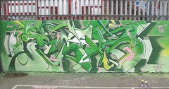 Iseh a green day (Tamol 111) Tags: nottingham 111 det aime isay sille taks tacs isey iseh tamol isez tamol111