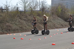2013-05-04 fast and furious 0264 Promotion girls on segway (quart71) Tags: car denmark fast bil danmark carshow fredericia biler furious streetfire 2013 promogirl promotionalmodels promotionsgirls promotionsgirl