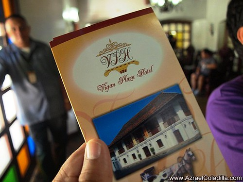 Vigan Plaza Hotel  - photos by Azrael Coladilla