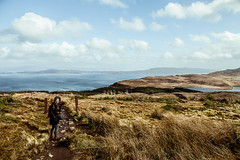 (oscarW.) Tags: uk travel england canon asian 50mm scotland couple isleofskye 28mm young highland 5d dslr 70200mm