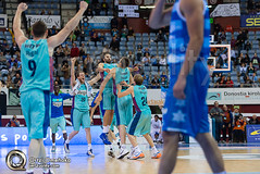 Lagun Aro GBC-Regal Barcelona (www.ortziomenaka.com) Tags: espaa basket acb pasvasco donostiasansebastin 2013 regalbarcelona lagunarogbc donostiaarena2016
