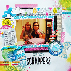 Crazy Scrappers (scrapnatya) Tags: load18