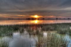 The Chis Chis Sunset (manuelm) Tags: sunset lake argentina canon landscape lago atardecer eos laguna reflextion chischis lagunachischis 5dm2 provicianddebuenosaires