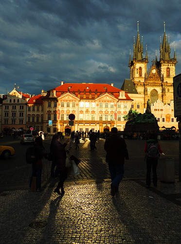 Prague is better without flooding