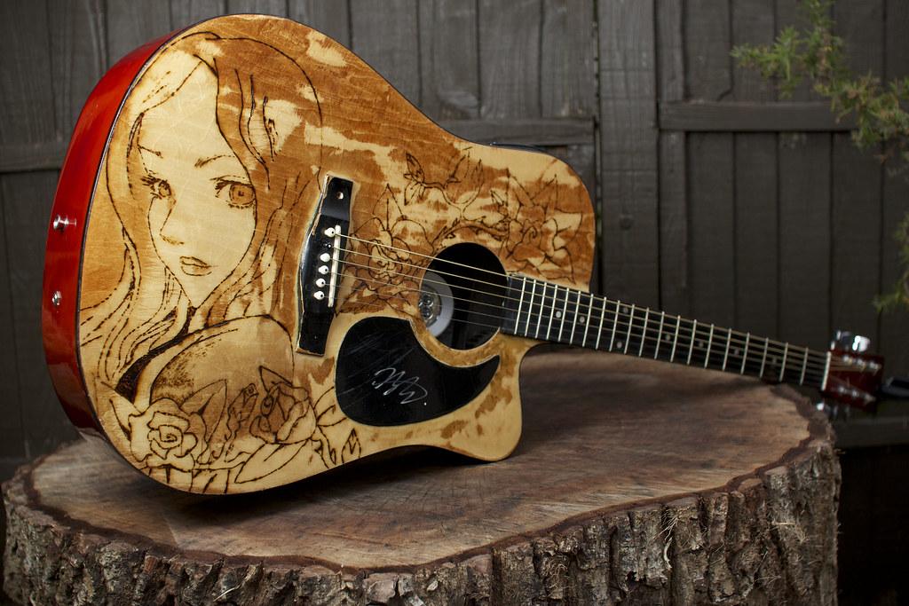 Tyleys Custom Acoustic Collection 3 Rob 1991 Tags Music Art Guitar Speedlight