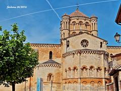 Toro (Zamora) 15 bside y cpula (ferlomu) Tags: iglesia cupula toro zamora romanico ferlomu