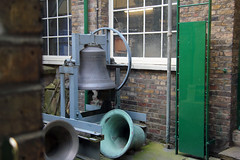 Bells made right in London England! (Canadian Pacific) Tags: london england uk great britain british unitedkingdom bell foundry 32 34 road e1 whitechapel aimg0937 factory