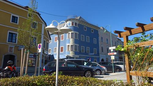 über Passau nach Linz