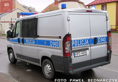 D140- Fiat Ducato - KP Beyce (pawelbednarczyk) Tags: d013 daewoo korando d159 fiat ducato d140 d172 skoda octavia d123 opel astra ii d193 d190 kia sportage d152 corsa d176 aro 245 d173 ford transit d189 fso polonez beyce lubelskie policja radiowz radiowozy komisariat policji hpd