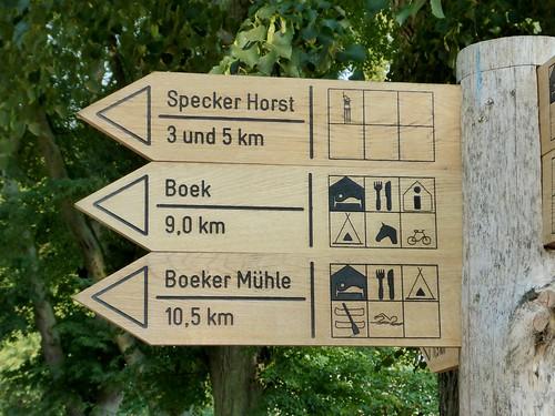 Radtour Waren/Rechlin/Boeck/Bolter Mühle/Speck