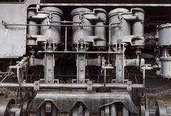 Rayonier Shay #10 (Nick_Fisher) Tags: rayonier shay 10 steam log logging locomotive loco articulated forks washington