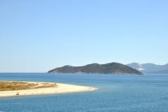 DSC_0977 (marcobasic) Tags: thassos greece grecia sea mare lungomare panorama seaside seagul gabbiano macedoniagreece macedonian makedonia timeless
