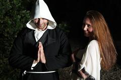 Father Paul and Photobomb Girl Laura post confession (fstop186) Tags: fatherpaul photobomb girl confession laura fun happy spontaneous hpghavantportraitgroup