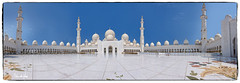 Sheikh Zayed Mosque, Abu Dhabi, United Arab Emirates (Stan de Haas Photography) Tags: dhabi abu grand dubai sheikh islam islamic india tower pillars marble middle god east minaret dome asia masterpiece emirates tourism ornate shaikh arab vacation muslim uae empire white mosque landmark culture zayed gulf worship majestic united building famous arabian temple blue sky holy religion monument arabic allah standehaas