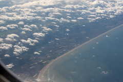 Crossing the Dutch Coast (NTG's pictures) Tags: flight ey16 manauh manchester abu dhabi