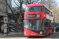 Metroline - LTZ 1654 (BigbusDutz) Tags: metroline wrightbus new routemaster ltz 1654