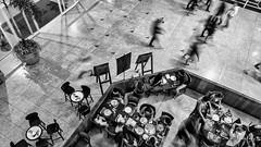 Movement - restaurant - b&w - Bauru/SP - cellularphone (Enio Godoy - www.picturecumlux.com.br) Tags: galaxy shoppingnaes abstractart restaurant mobilephotography abstract abstraction samsung baurusp cellularphone samsungs6 niksoftware mobilephone galaxys6 mobileart photomobile phone samsunggalaxys6 mobile cellular movement silverefexpro2 samsunggalaxy mobgrafia impressionism