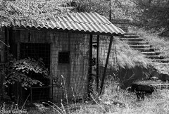 Duga residents - Chernobyl (Dave and Jodi Piddington) Tags: chernobyl ukraine holiday decay abandonedbuildings death history nucleardisaster accident travel dark tourism darktourism photography architecture nuclear disasters adventure kiev blackandwhite