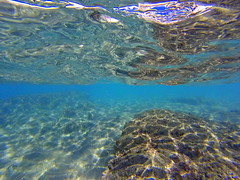 breathe (giuliaph.) Tags: sea sun summer water mare acqua sottacqua underwater gopro hero goprohero stunning blu blue omg amazing nature salt salty rock